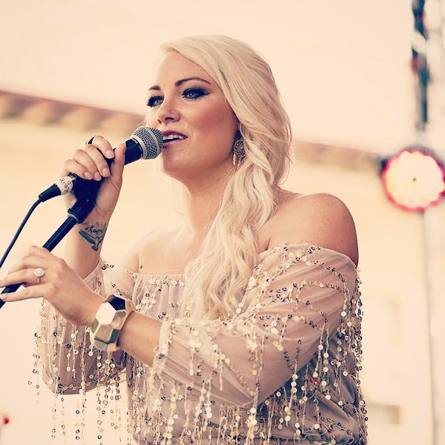 ❤️✨ Performing at @tcmf_official #FanZone stage this morning! It was great to meet so many people afterward too! ❤✨ #TCMF2017  @snappedatagig