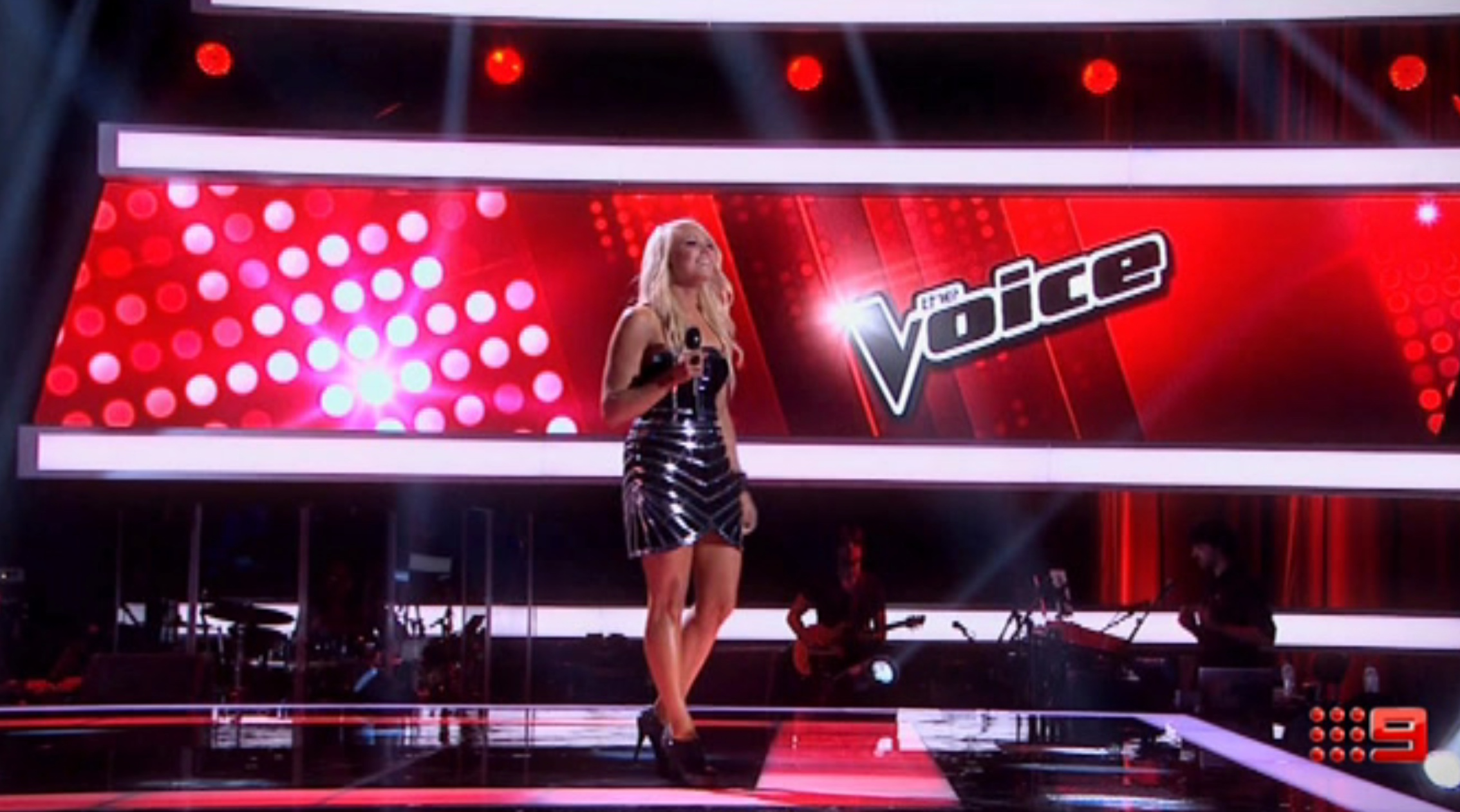 THE VOICE BLIND AUDITIONS BEGIN THIS SUNDAY 4TH MAY!