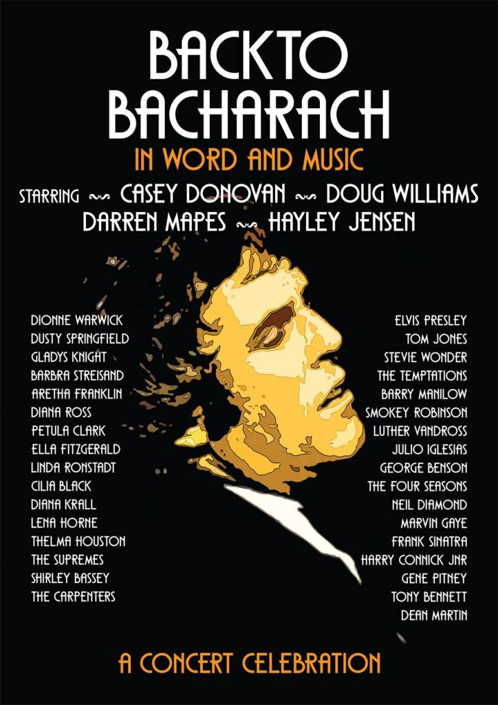 Back To Bacharach tour