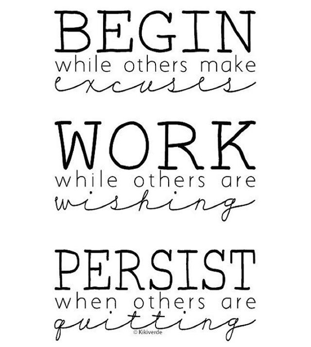 Word  begin work persist