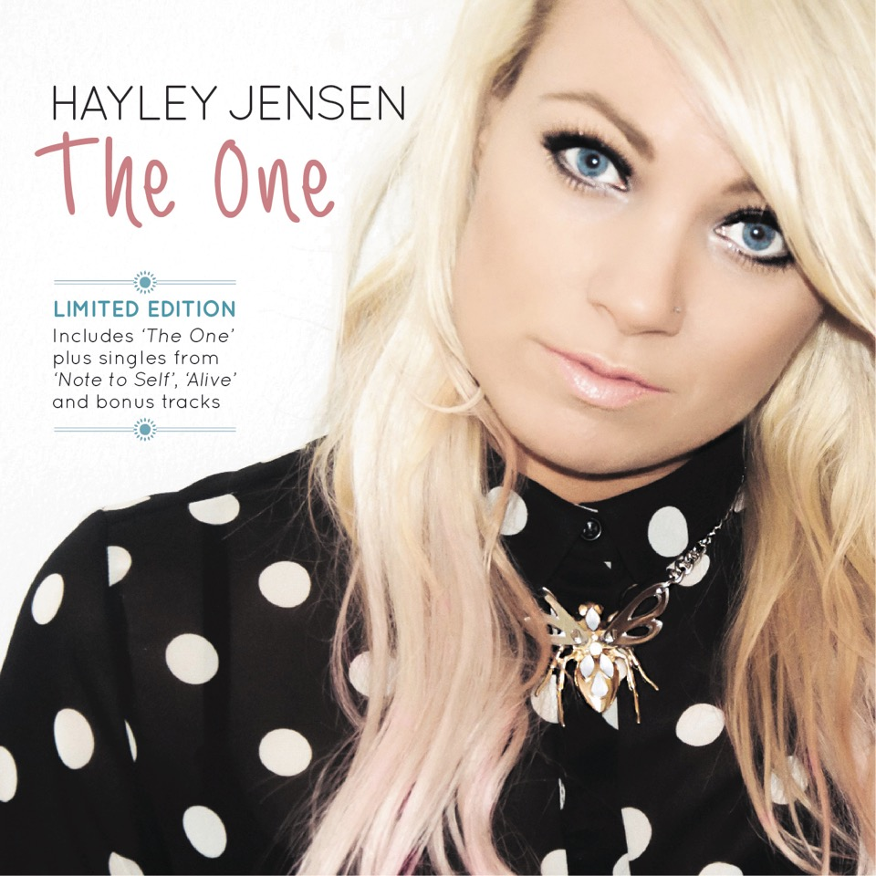 "New single ""The One"" now available on iTunes and limited edition CD"