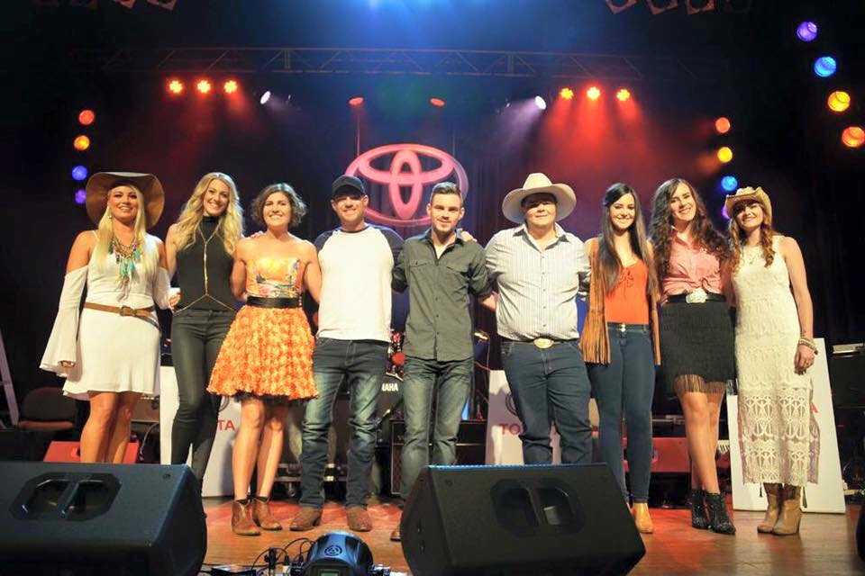 Toyota Starmaker Final 2016 – Tamworth Country Music Festival
