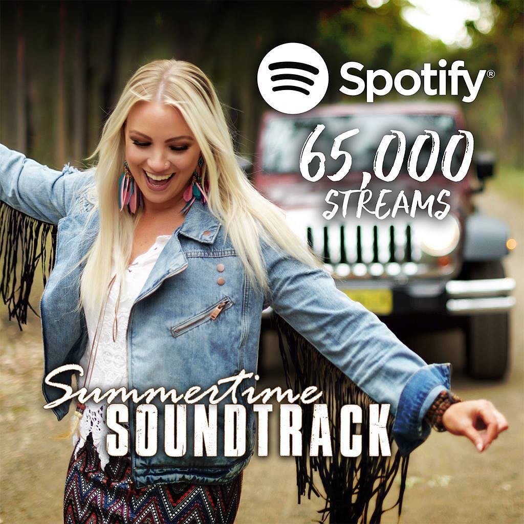 TGIF WOW!! Summertime Soundtrack has had OVER 65000 streams onhellip