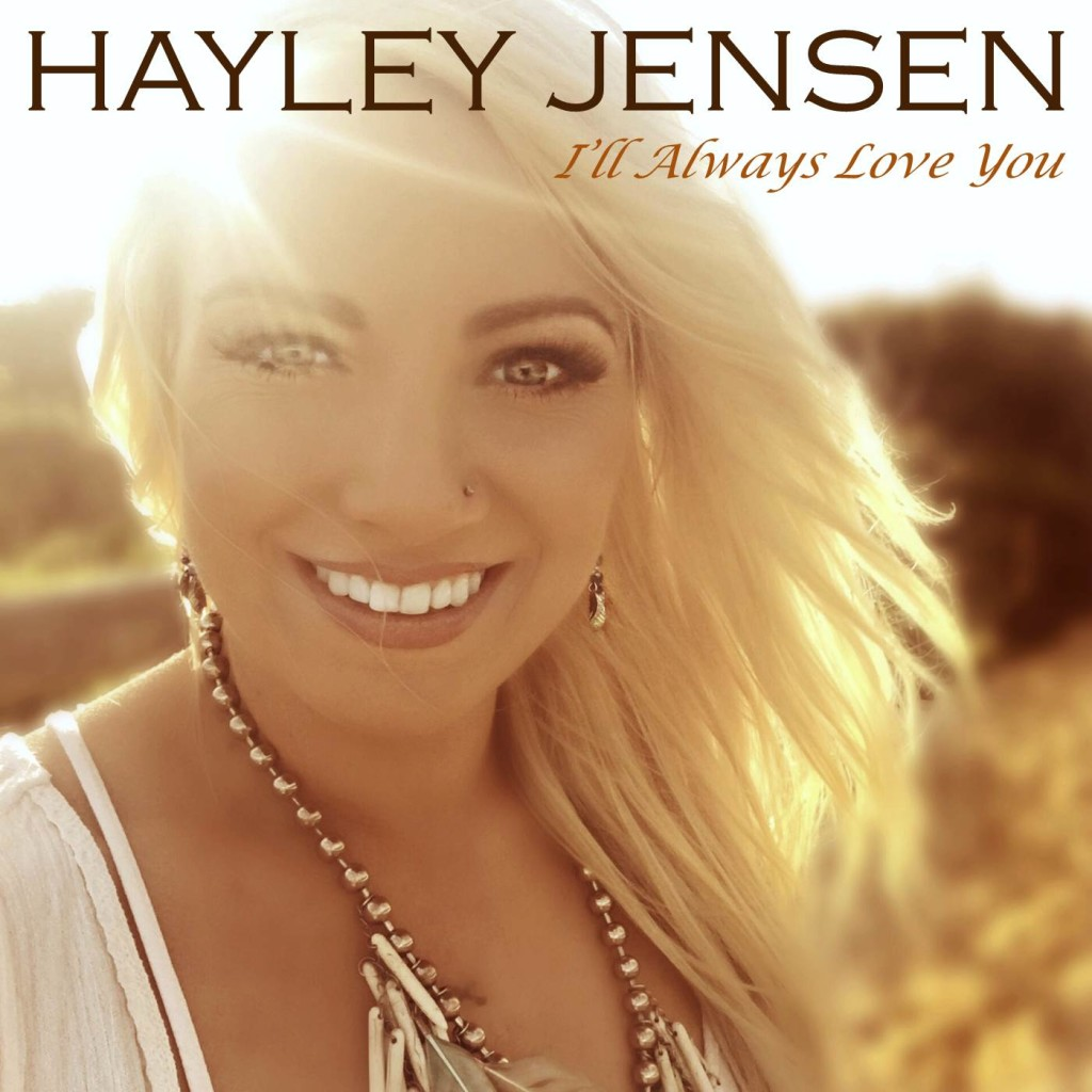 "Brand new single ""I'LL ALWAYS LOVE YOU"" NOW AVAILABLE TO PRE-ORDER ON ITUNES!"