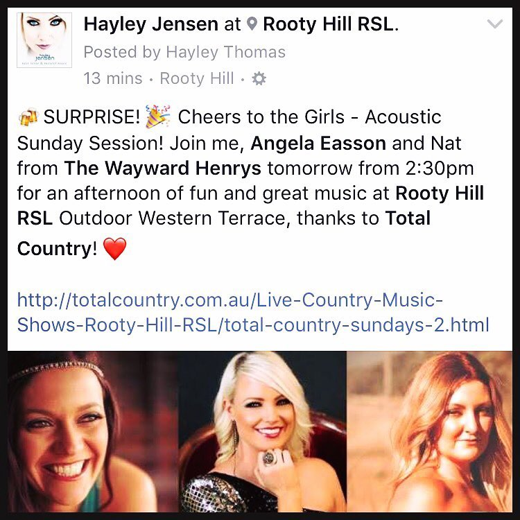 Cheers to the Girls  Sunday Session!! Tomorrow  230pmhellip