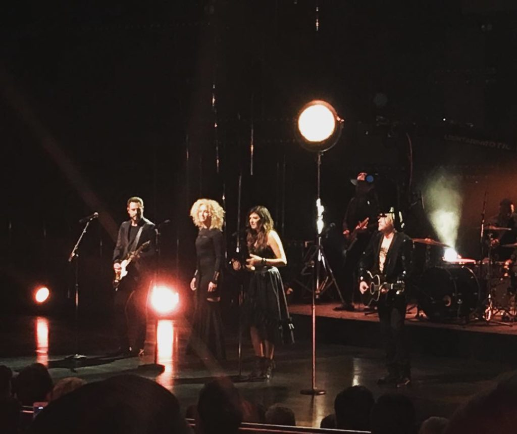 So great to see littlebigtown at the cmcaustralia cmcawards lasthellip