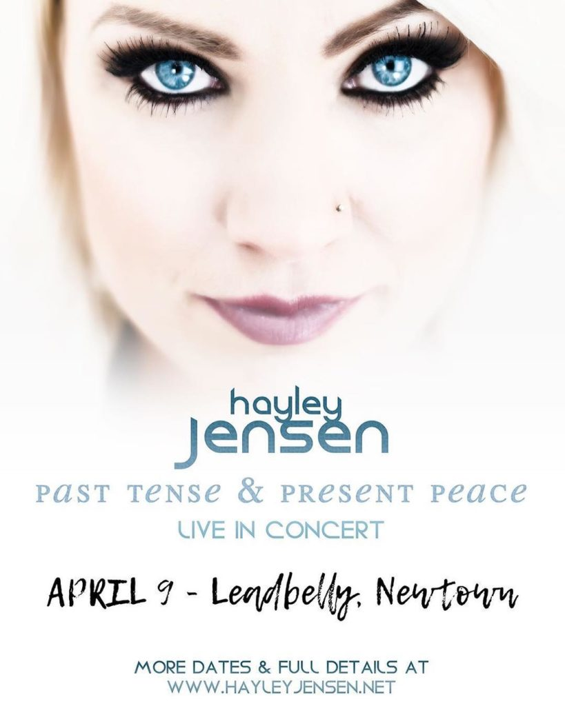 Sydney My CD Launch is THIS SUNDAY 9 April leadbellynewtownhellip