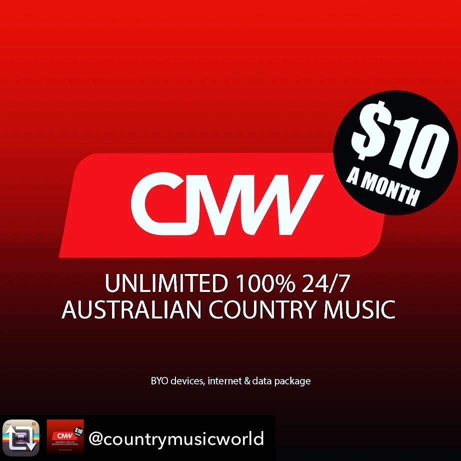 Repost from countrymusicworld  COUNTRY MUSIC WORLD 247 Live Streamedhellip