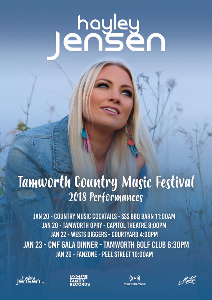 Tamworth Country Music Festival 2018 performances