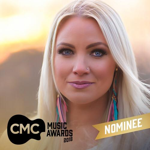CMC New Artist of te Year nomination