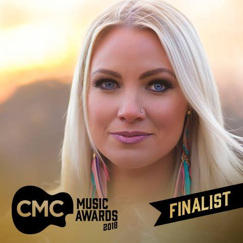 Finalist in the 2018 CMC Awards