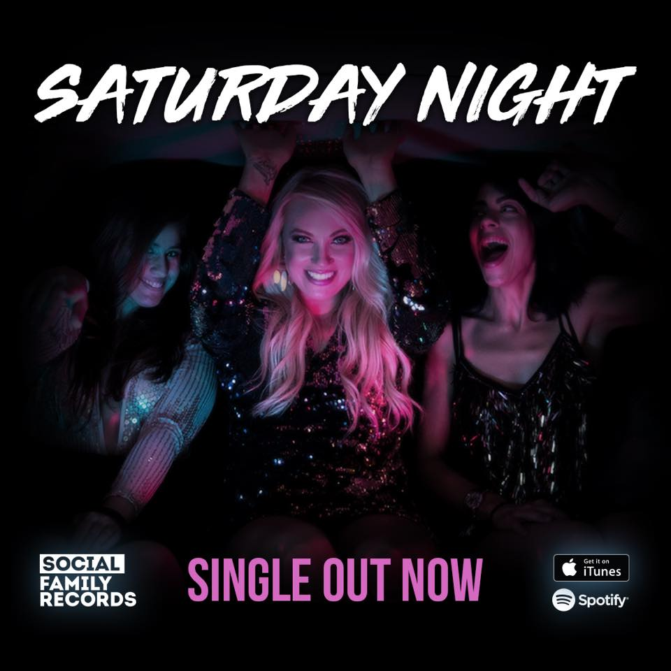 Saturday Night (Official Music Video)