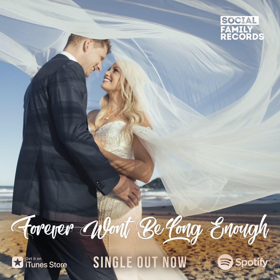 New single 'Forever Won't Be Long Enough' released to radio today