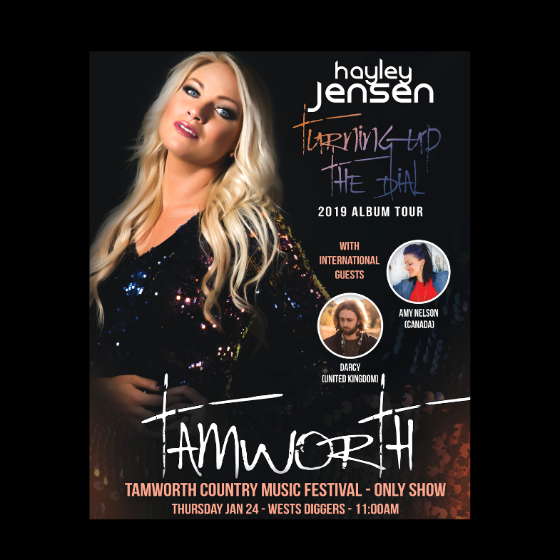 My Tamworth Country Music Festival 2019 Only Show