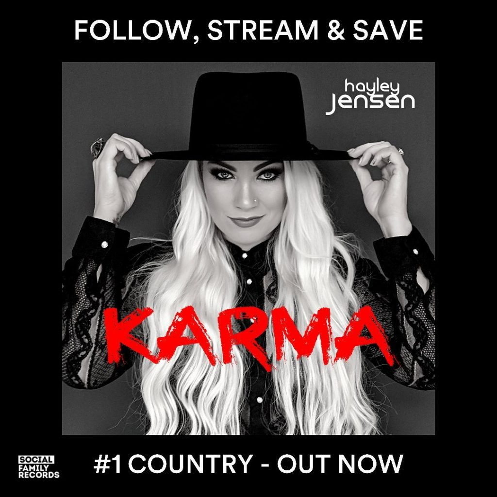KARMA #1 Country song on iTunes