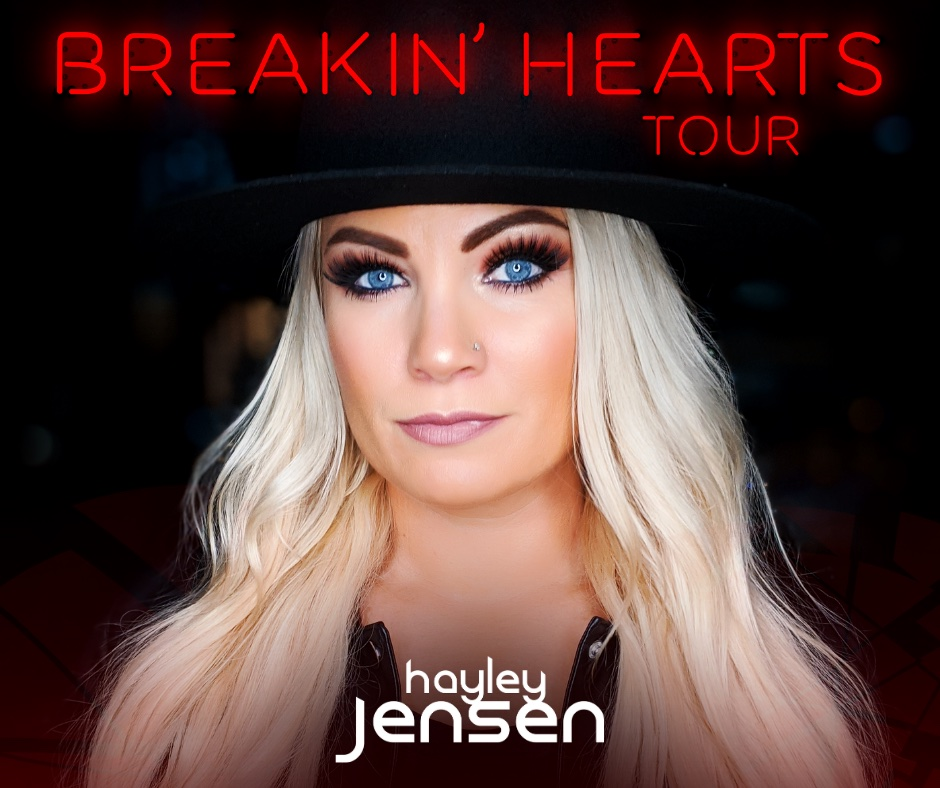 BREAKIN' HEARTS ALBUM AND TOUR RESCHEDULED DUE TO COVID LOCKDOWN AND ONGOING RESTRICTIONS